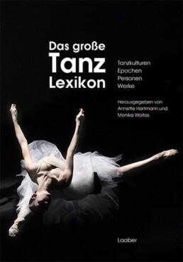 Buchcover Tanzlexikon